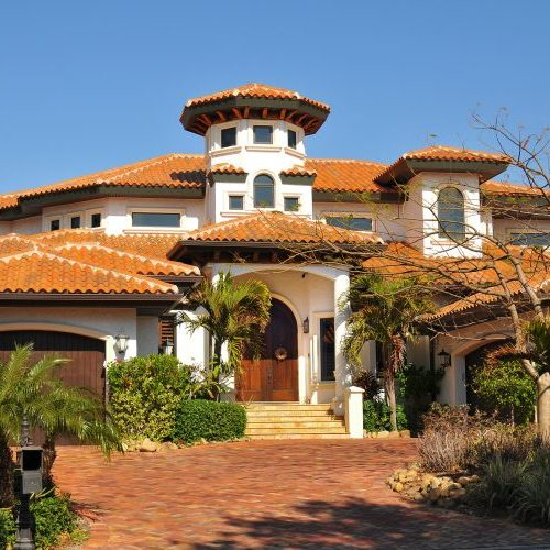 spanish tile roof cleaning dallas