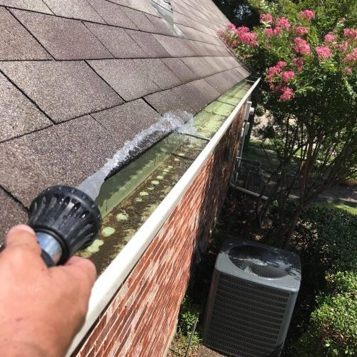 gutter cleaning dallas fort worth